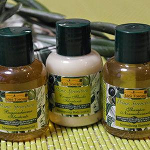 Органическая косметика для ухода за волосами